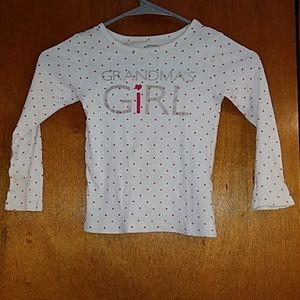 """💥Beautiful long sleeves""""grandma's girl"""""""